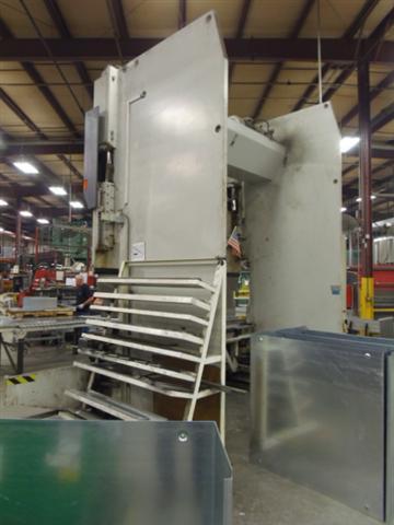 "LVD Model PPEB 170/30, 187 ton x 120"" O.A., 102"" BET., 9 AXIS  CNC Hydraulic Press Brake, 2001"
