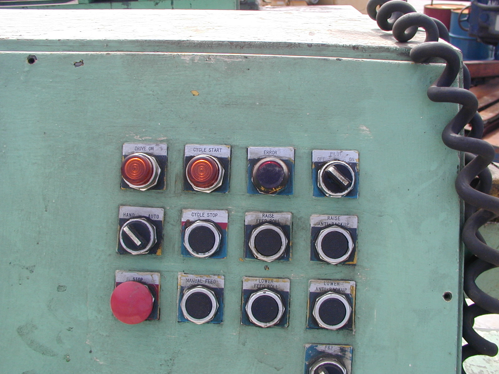 (1) PREOWNED SERVO FEED LINE COE/LITTELL, MODEL CPRF-<br>524/626D/200