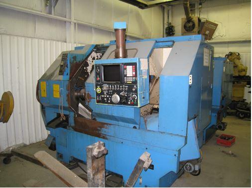 1 - PREOWNED MIYANO CNC TURNING CENTER, MODEL#: JNC-45, <br>S/N: JN450055, YEAR: 1985