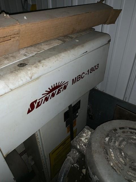 (1) PREOWNED SUNNEN HONE, MODEL MBC1803, S/N 93456, <br>NEW IN 1995