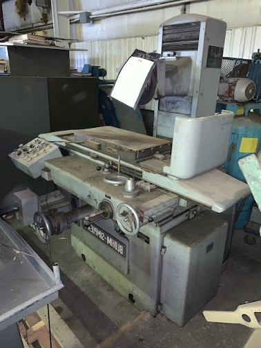 1 - PREOWNED BLOHM SIMPLEX 7 SURFACE GRINDER