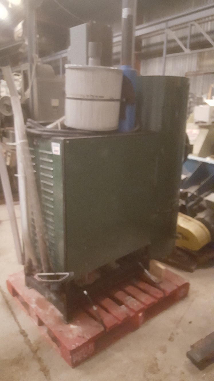 (1) PREOWNED ARCO STATIONARY VACUUM CLEANER, MODEL PB-15, <br>S/N 050526