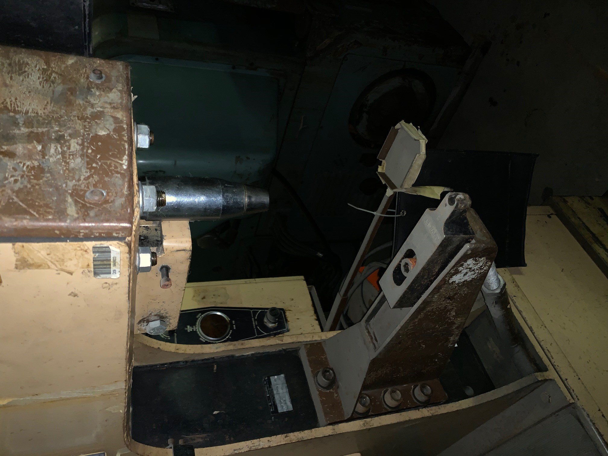 1 - PREOWNED HAEGER HARDWARE INSERTION PRESS, <br>MODEL #: HP6-B, S/N: 552, YEAR: 1997
