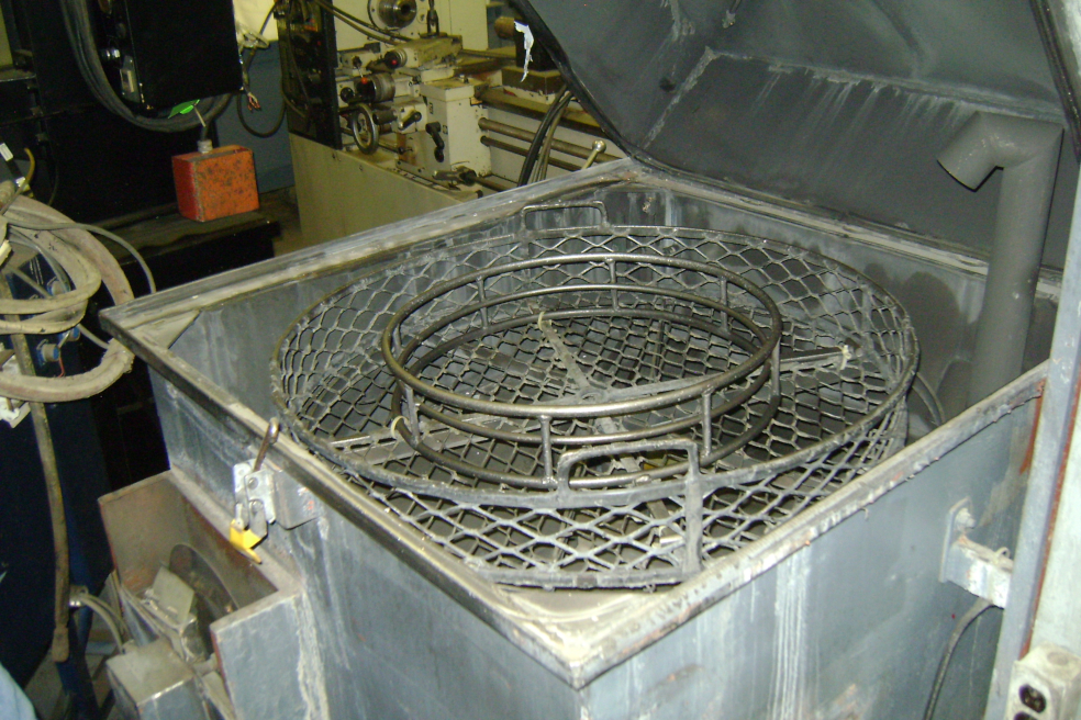 (1) PREOWNED 1995 ADF SYSTEMS TOPLOAD WASHER MODEL 800 <br>PART <br>WASHER, <br>SN 9510-2790