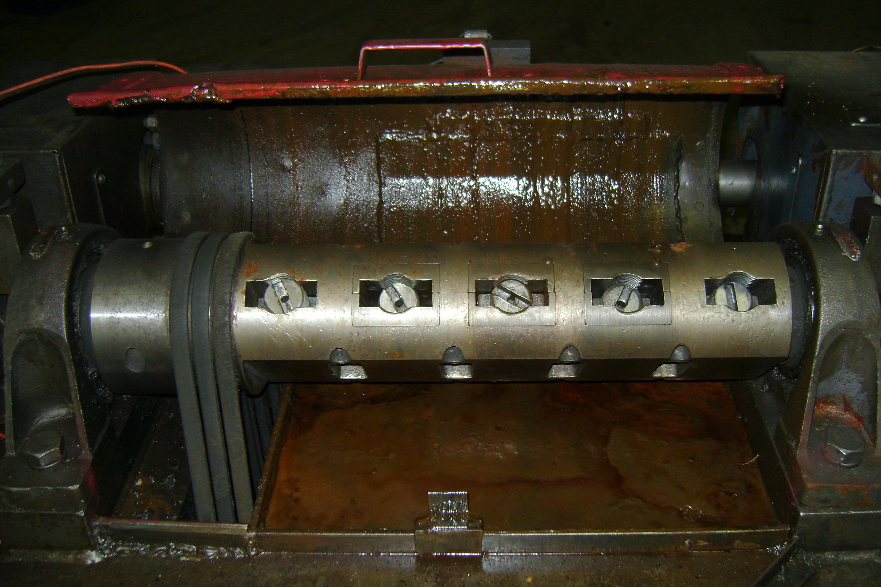 (1) PREOWNED WELLS WIRE STRAIGHTENER MODEL 6N