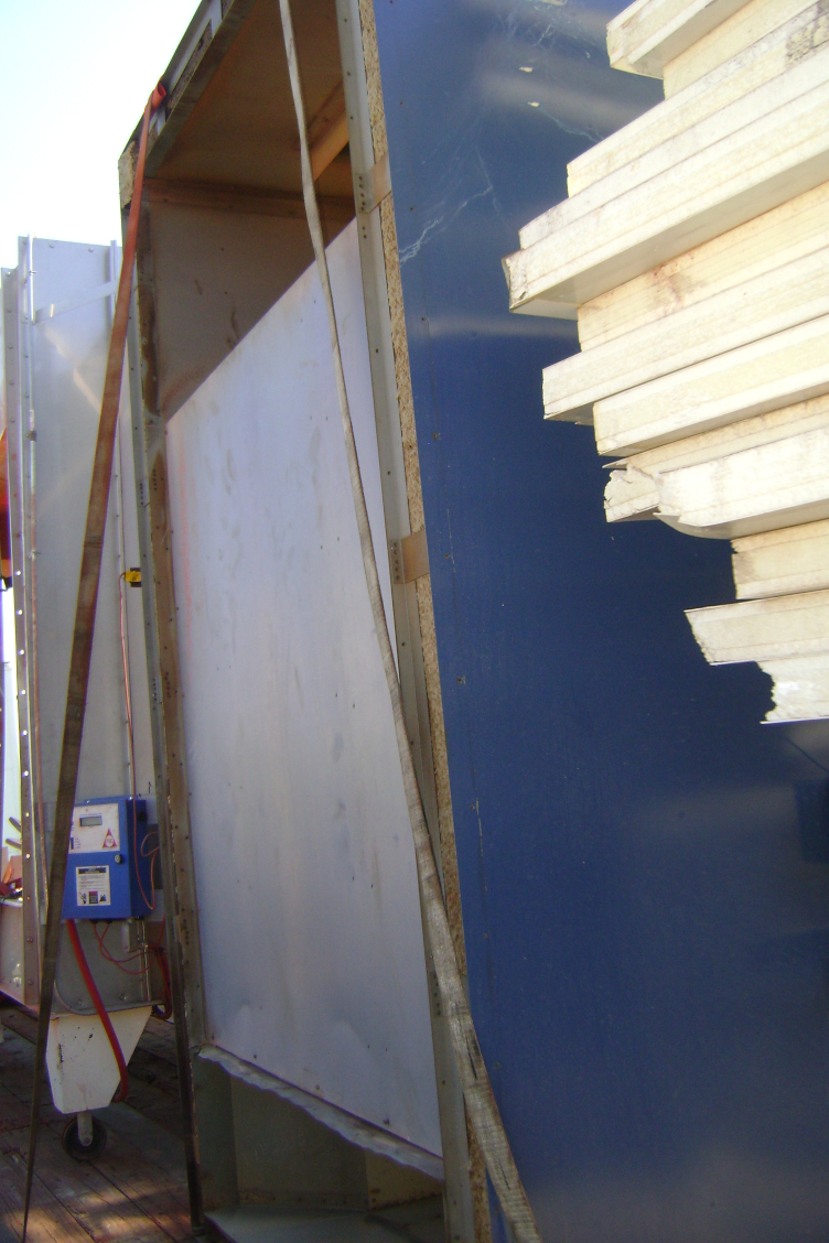 (1) PREOWNED PAINT BOOTH