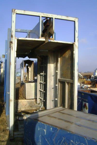 (1) PRE-OWNED 6 STAGE STAINLESS STEEL SYSTEM WASHER