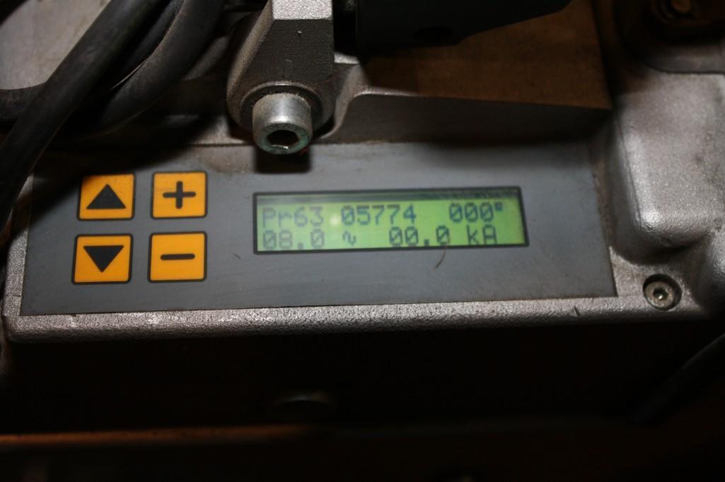 1 - PRE-OWNED 2001 LORS SPOT WELDER 60KVA, S/N 01013, MODEL <br>3302N