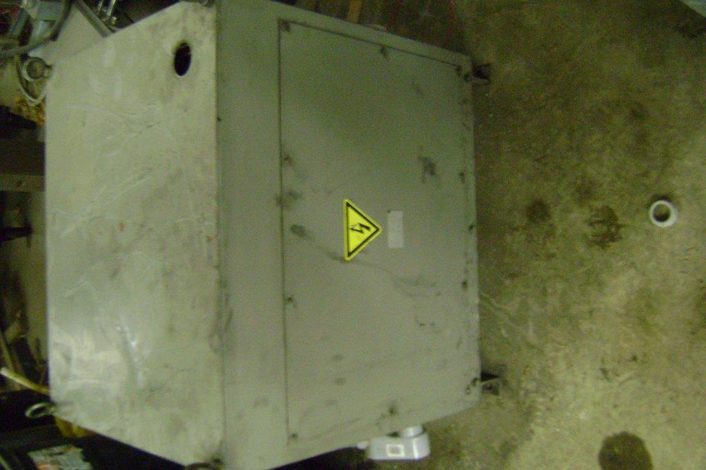 (1) PREOWNED GOM ELECTRIC TRANSFORMER, 90 KVA