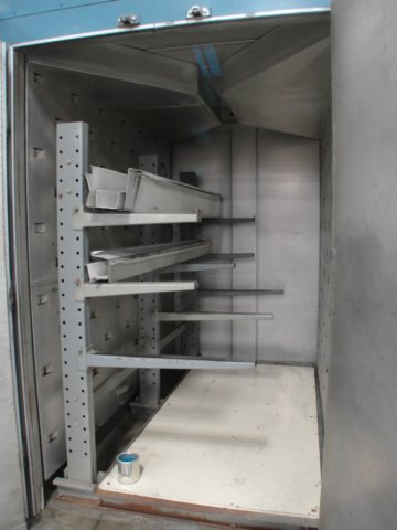 (1) PRE-OWNED WISCONSIN OVEN CORP. ELECTRIC CURING OVEN <br>MODEL SWT-5098-E3, YEAR 1996