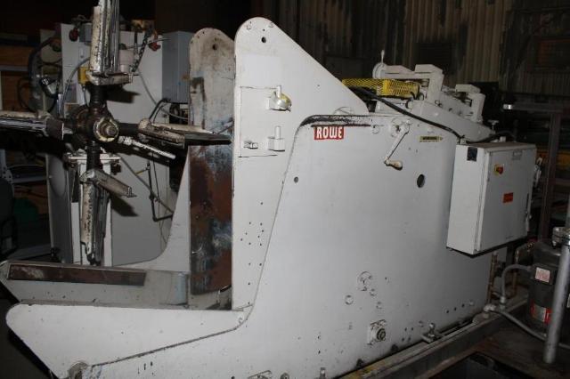 (1) PREOWNED ROWE COIL STRAIGHTNER, MODEL C10-C4000J
