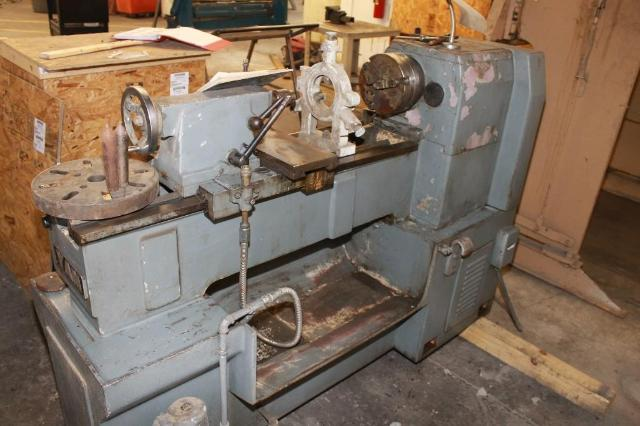 (1) PREOWNED YAM HIGH SPEED PRECISION LATHE, MODEL #: 700, YEAR: 1983