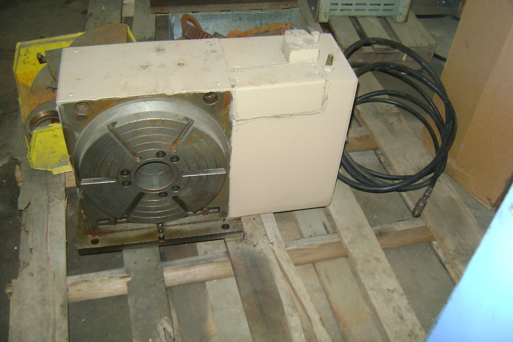 (1) PREOWNED 2001 HAAS ROTARY TABLE, MODEL # HRT310, S/N <br>312576