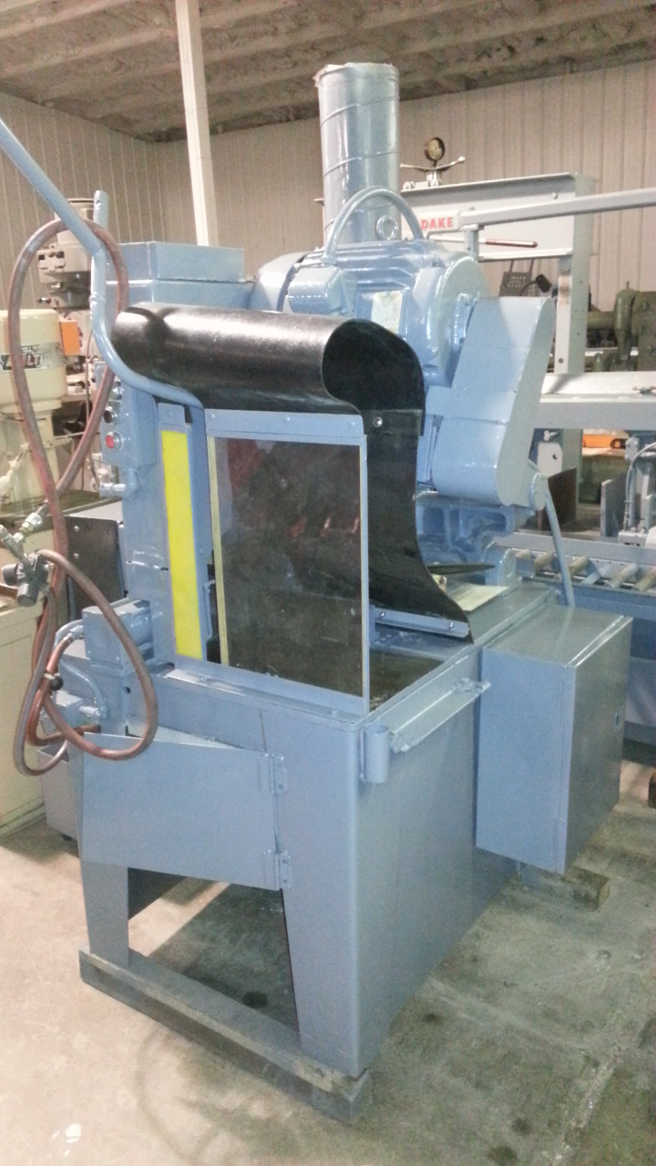 (1) PREOWNED ALLISON CAMPBELL ABRASIVE SAW