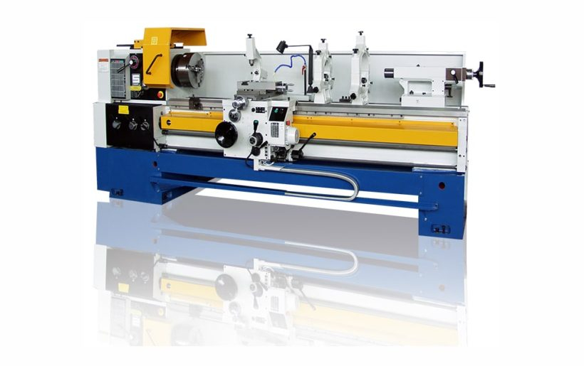 (1) NEW SUMMIT PRECISION ENGINE LATHE, MODEL #: 20-4 X 80B