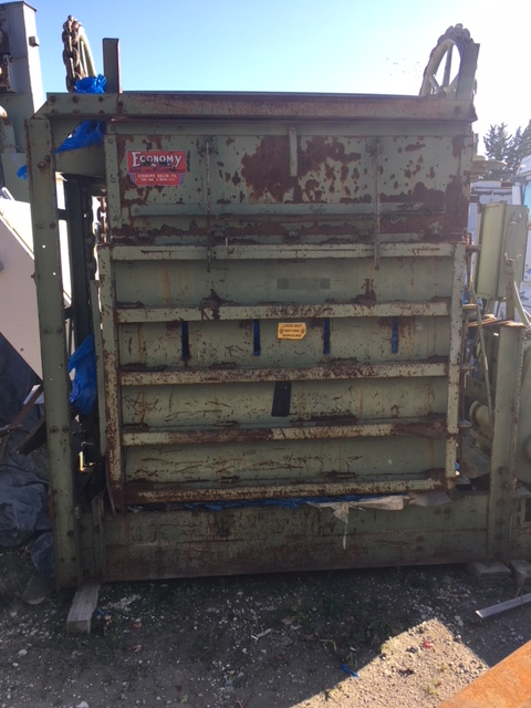 (1) PREOWNED ECONOMY CHAIN BALER, MODEL <br>67, S/N 54939