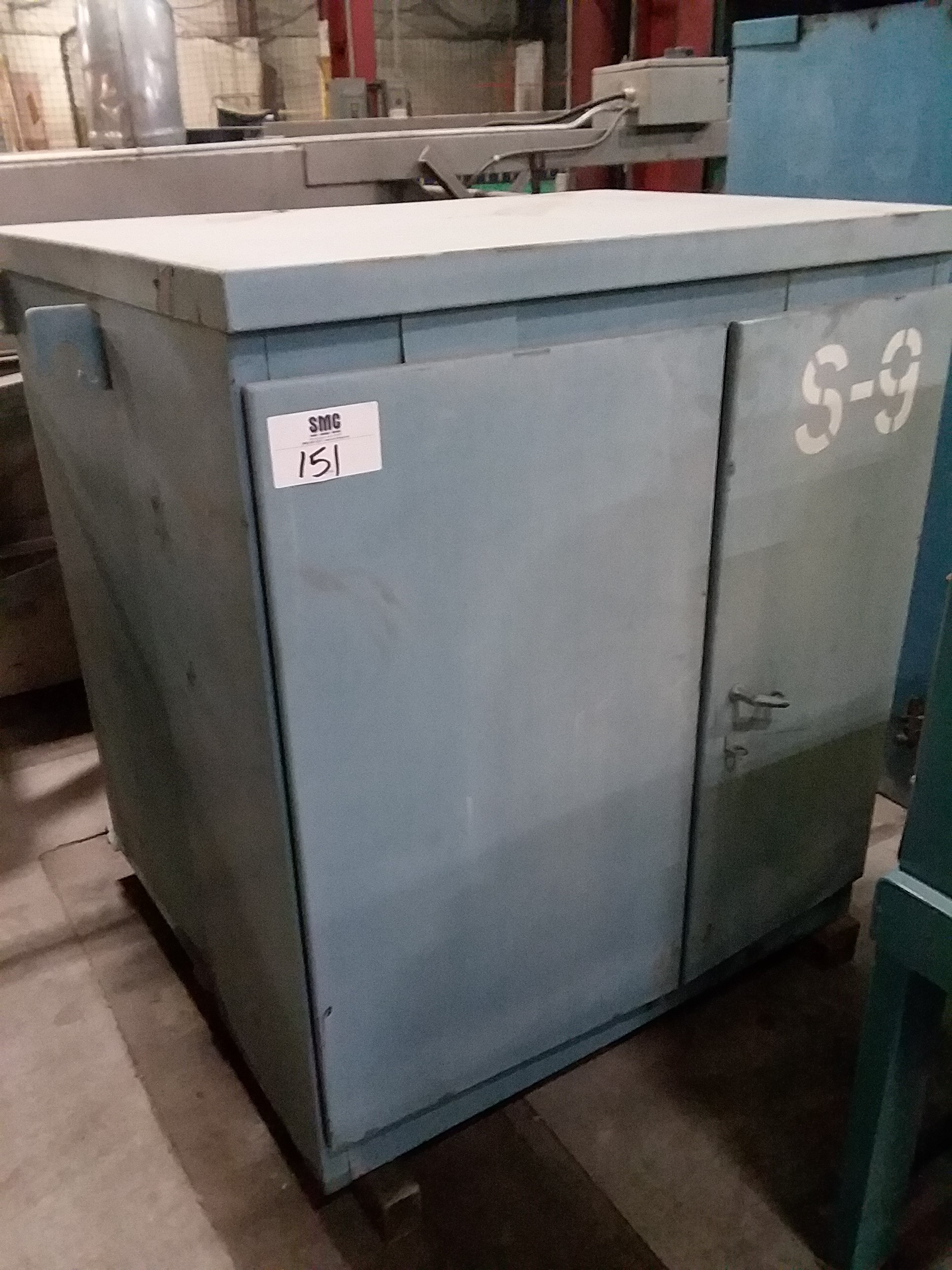 (1) PREOWNED WESTINGHOUSE 3 PHASE TRANSFORMER, 225 KVA