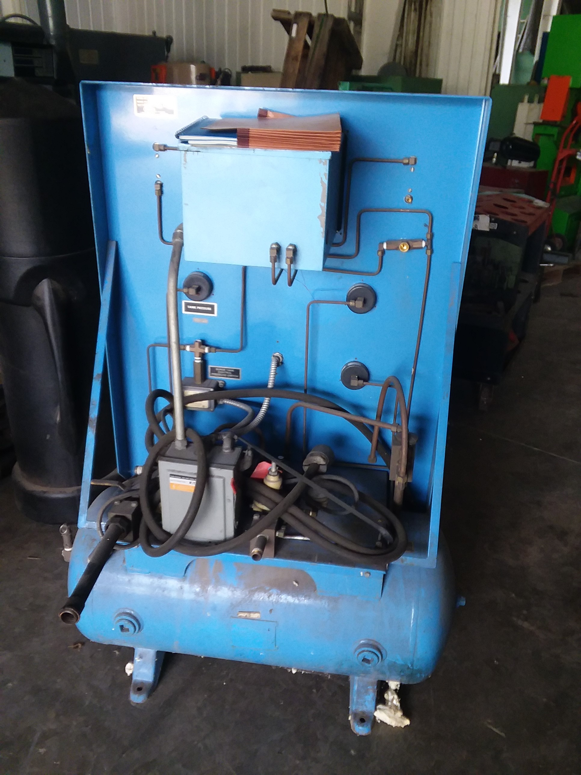 (1) PREOWNED THERMCO GAS MIXER, MODEL 61050A10A1100, S/N <br>15784