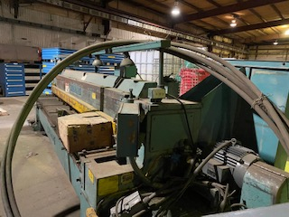 1 - PREOWNED WYSONG MECHANICAL SHEAR, MODEL #: 7-144, <br>S/N #: P22-207