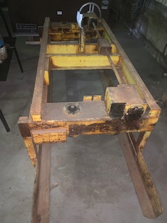 (1)PREOWNED CADY SHEET METAL LIFTER, MODEL SL101648, S/N <br>E4738