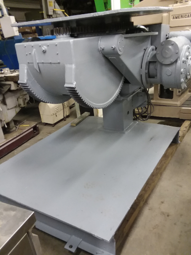 1 - PREOWNED FOOTE BROS GEAR & MACHINE WELDING <br>POSITIONER, <br>UNIT 1, TYPE 7HGVD, S/N: G4879A