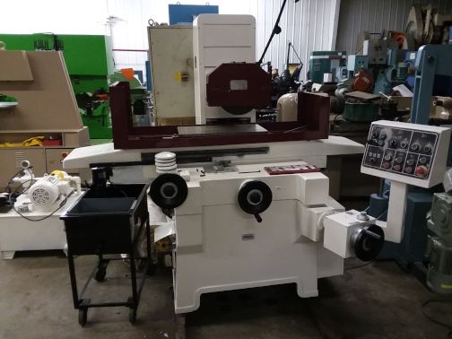 1 - PREOWNED KENT SURFACE GRINDER, MODEL #: KGS-360-AHD, <br>S/N: 87120103, YEAR: 1988