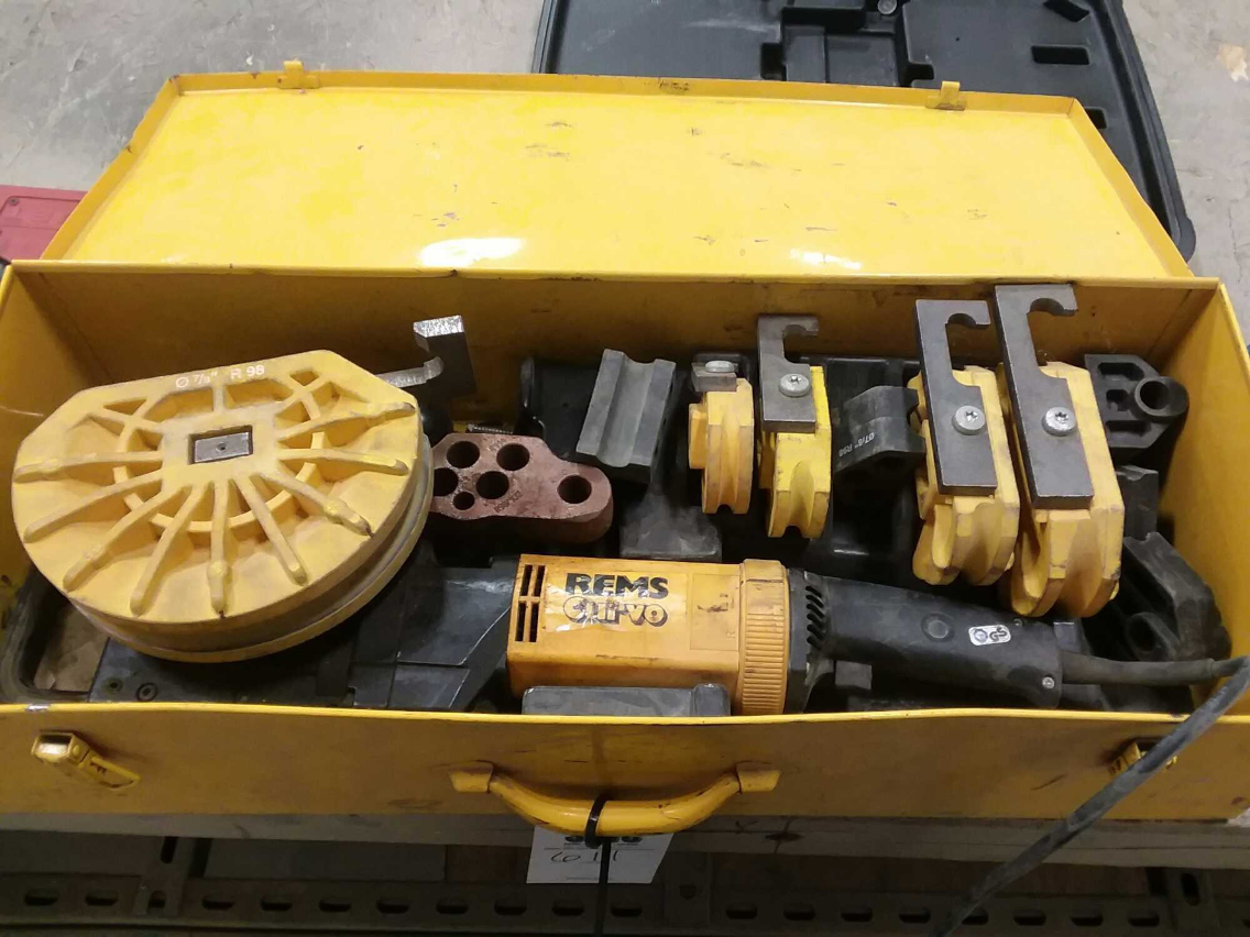 1 - PREOWNED REMS CURVO BENDER