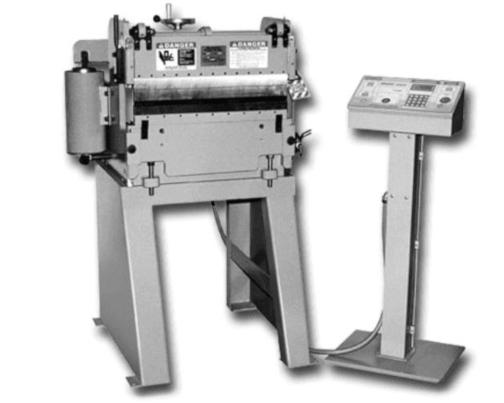 (1) NEW ATEK BANTAM PRESS BRAKE, MODEL B512