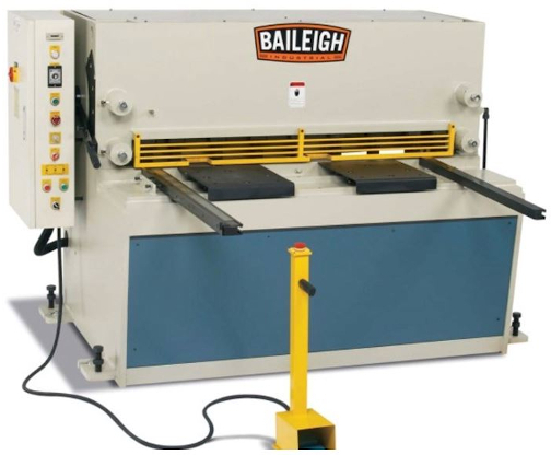 (1) NEW BAILEIGH HYDRAULIC SHEET METAL SHEAR SH-5203-HD