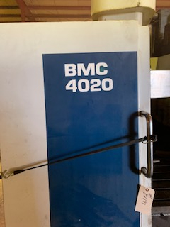 1 - PREOWNED HURCO MODEL BMC4020 HT/M, S/N Q6313