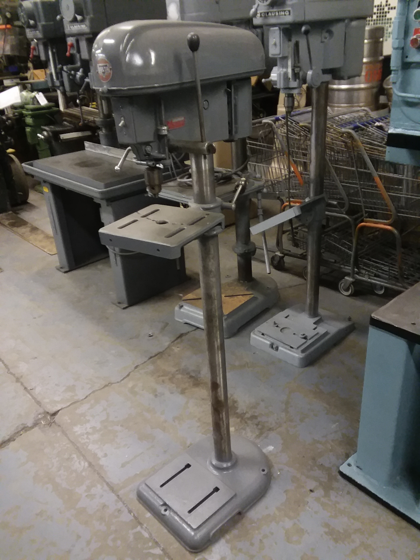 1 - PREOWNED DELTA ROCKWELL 14 in  DRILL PRESS, S/N: 116-5249