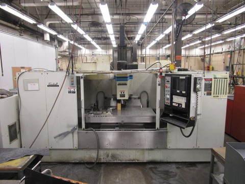 1 - PREOWNED FADAL CNC VERTICAL MACHINING CENTER, MODEL #: VMC 6030HT, S/N: 9704820, YEAR: 1997