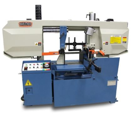 1 - NEW BAILEIGH HORIZONTAL BAND SAW, MODEL #: BS-360SA