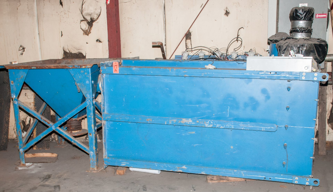 1 - PREOWNED TORIT DUST COLLECTOR, MODEL #: 25-PJD-6, S/N: <br>IG026186