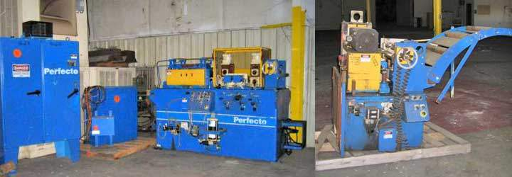 "PERFECTO 12"" X .187""  STRAIGHTENER &SERVO FEEDER, STOCK# 12062J"