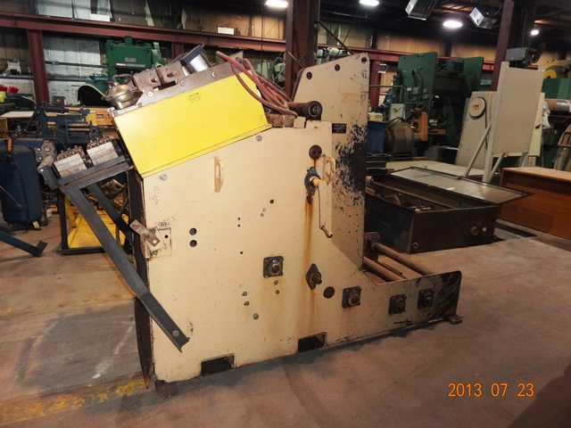 MECON 6,000 lb CRADLE STRAIGHTENER, STOCK# 13159T