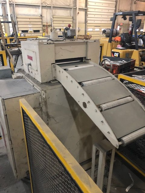 "AIDA 12"" X .63 SERVO FEEDER, STOCK# 14007J"