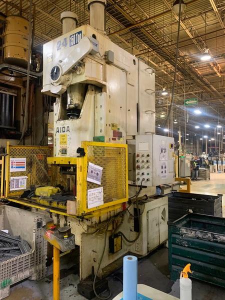 150 Ton Pressmaster GAP Press
