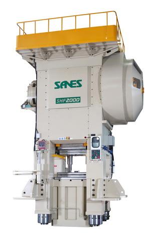 4000 Ton SHF Precision Warm Hot Die Forging Press