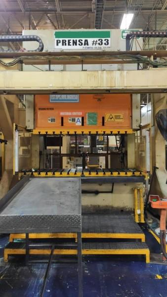250 Ton STAMTEC GAP Press