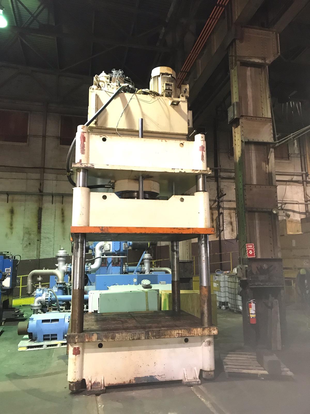 325 Greenerd Hydraulic Press