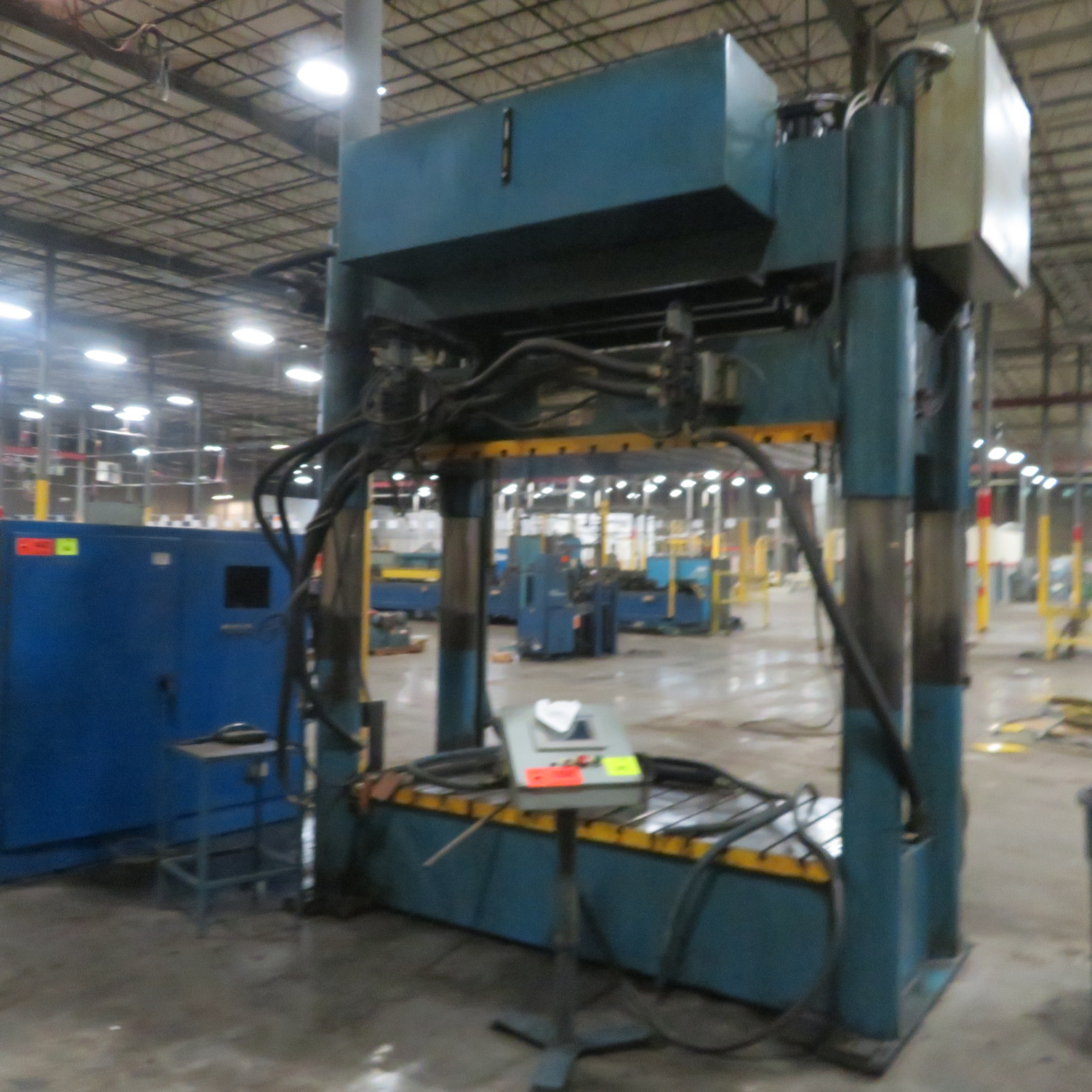 Beckwood 100 Ton Hydraulic Press