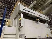 2500 Ton Komatsu Transfer Press