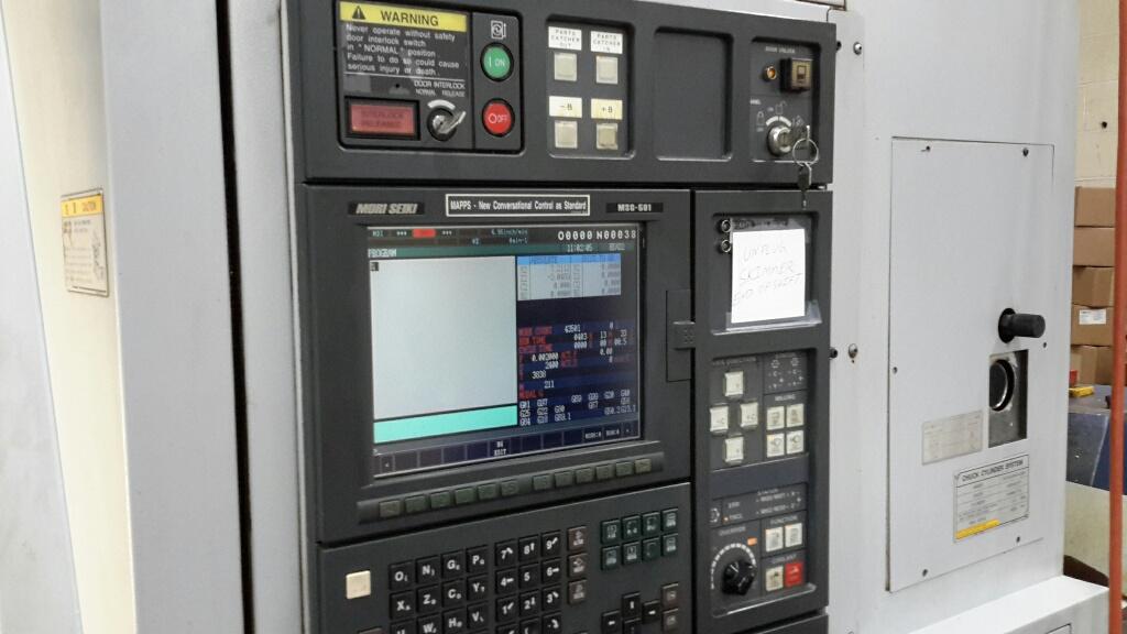 2004 Mori Seiki ZL-203SMC