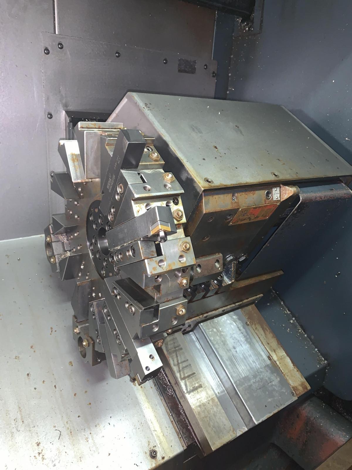 1999 MORI SEIKI SV-500B 5-Axis