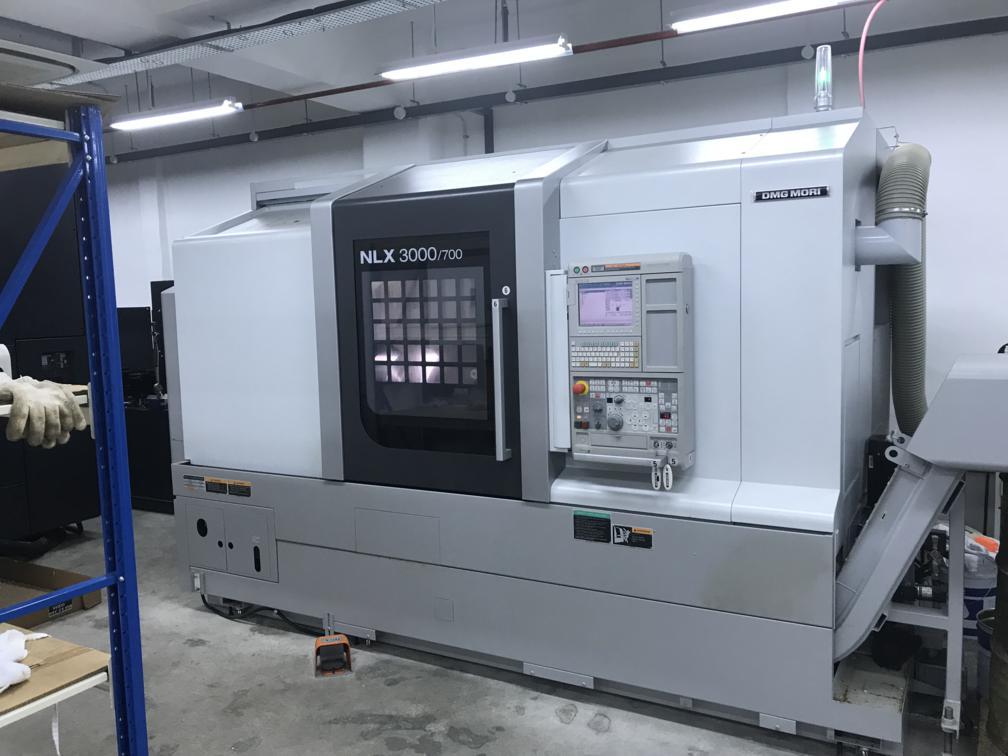 2014 DMG Mori NLX 3000/700