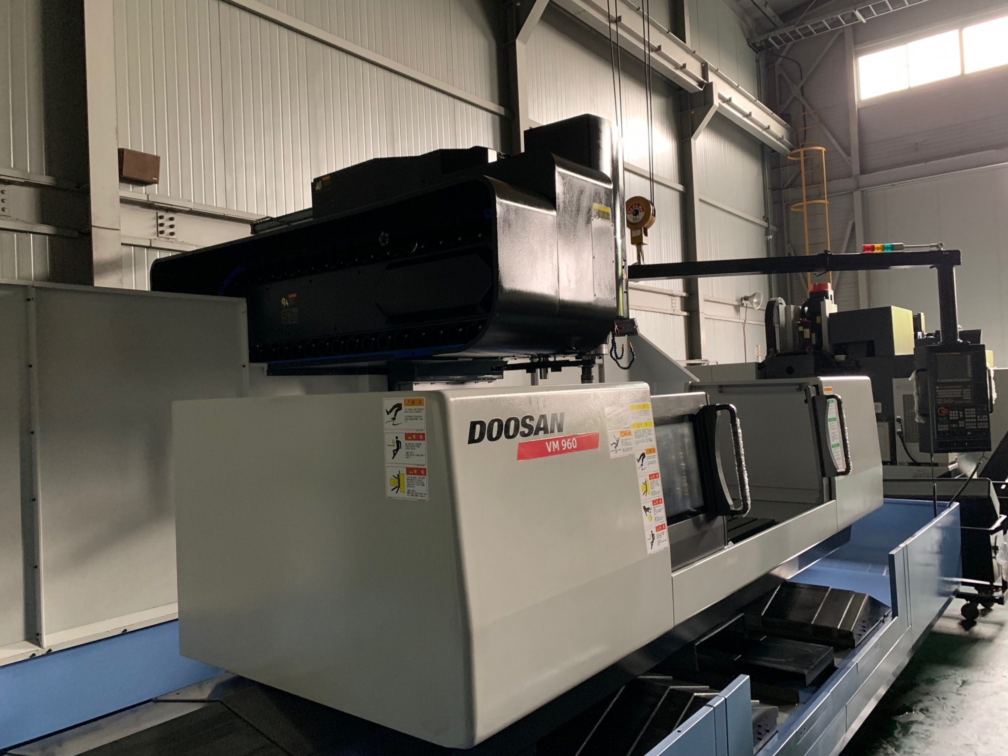 2014 Doosan VM-960 - Vertical Machining Center