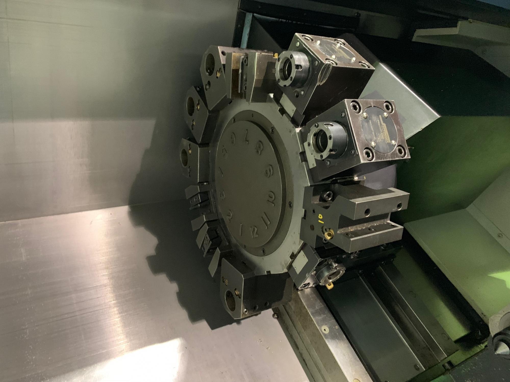 2014 Doosan Puma GT-2100M - CNC Horizontal Lathe