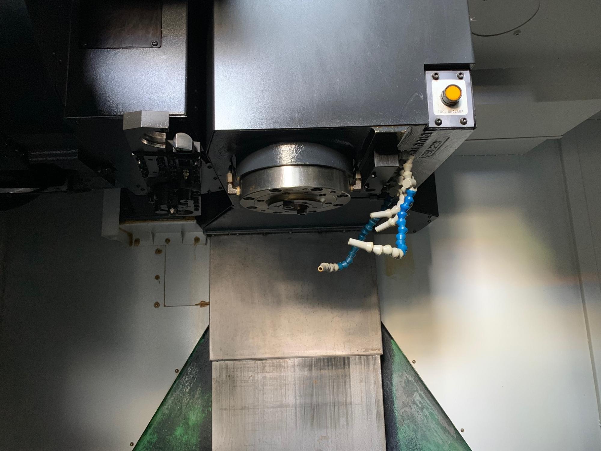 2011 Doosan Mynx 6500 - Vertical Machining Center