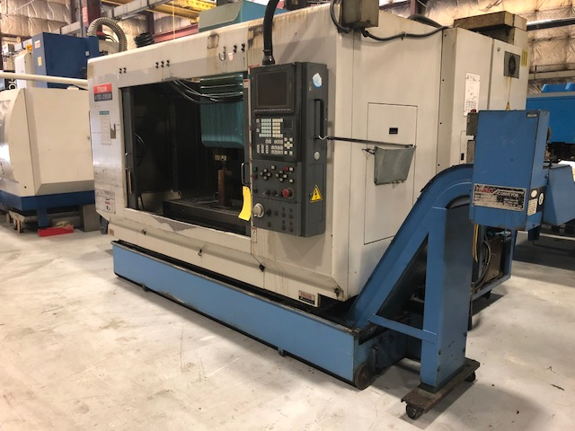 1999 Mazak VTC-200B - Vertical Machining Center
